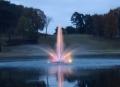 大型噴水 簡単施工本格的噴水