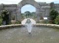 メタルノズル 公園の噴水 噴水ノズル
