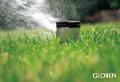 校庭緑化 スプリンクラー 自動水まき