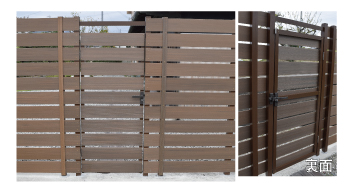門扉,ゲート
