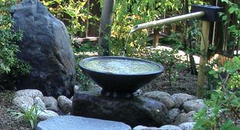 水鉢・つくばい・水琴窟